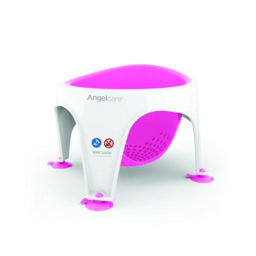 Angelcare scaun pentru baie - Pink